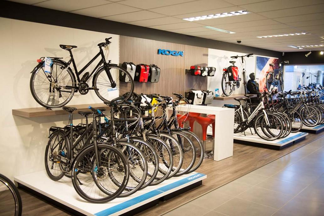 verbouwen fietsenwinkel maxstein te ede - schouten kleinbouw - ede